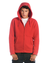 B&C Hooded Sweat Jacket Men