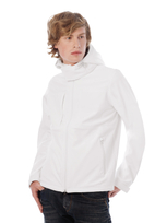 B&C Softshell Hooded Jacket Men