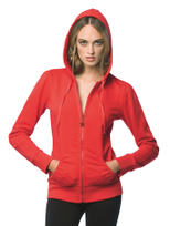 B&C Wonder Women Hooded Sweat