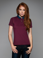 B&C DNM Forward Women Polo
