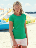 Fruit of the Loom Valueweight T Lady-Fit