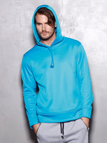 Stedman Active Bonded Fleece Hoody