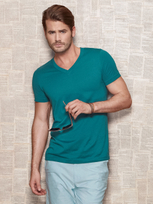 Stedman Organic V-Neck-T (James)