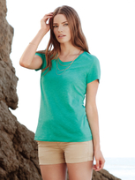 Stedman Slub V-Neck-T Women (Sharon)