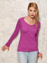 Stedman Long Sleeve-T Women (Claire)